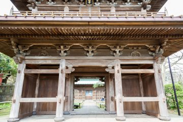 Le Temple Eishô-ji de Kamakura