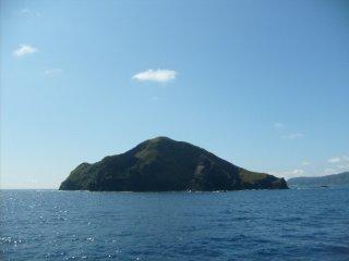 Vous allez passer devant de nombreuses îles comme celle-ci