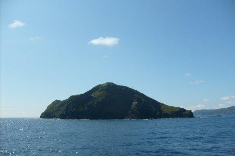 The Ferry to Zamami