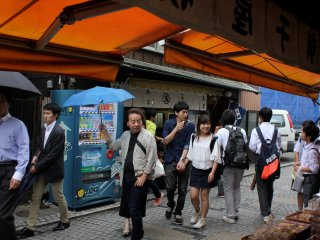 Mercado Kashiya Yokochō