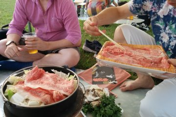 Yonezawa Meat Summer Festival