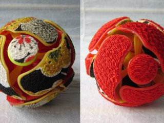This ball transforms and is special for Kawagoe. If you throw it in your hand a few times it transforms into another color!