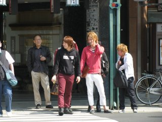 The boys of Kyoto