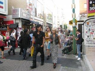 Takeshita walk