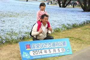 Welcome to Hitachi Seaside Park