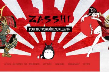 Nouveau Numéro du Magazine Zasshi