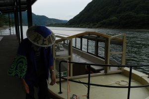 Mogami River Boatman