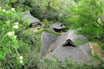 The Nihon Minkaen in Kawasaki