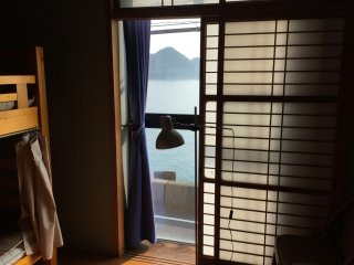 Rooms have a view you'd love to wake up to