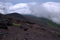 Fujinomiya Trail on Mount Fuji