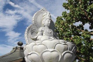 오다와라 호안지 불교 신전