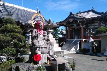Tokushima Temple Goofy Capers