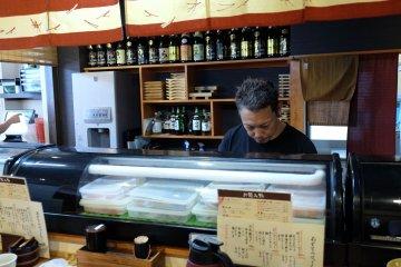 Totoro Restaurant in Himeji