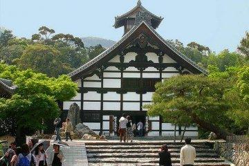 Tenryuji at Sagano Kyoto