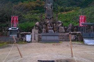 Firewalking at Yasakaji