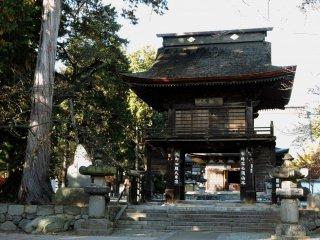 Erinji's inner gate