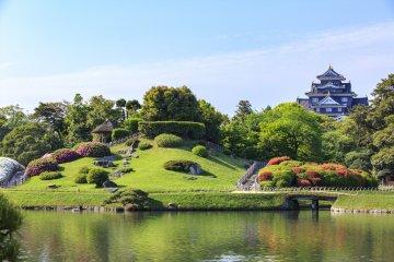 Jardin Korakuen d'Okayama