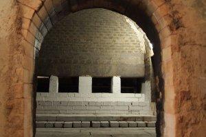 A closer look into a kiln