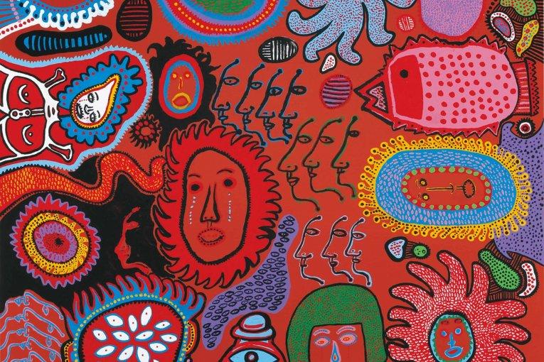 Yayoi Kusama: Linh hồn vĩnh cửu