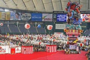 Furusato Matsuri memiliki segala keunikan festival dari seluruh penjuru J