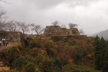 日本のマチュピチュ「竹田城」