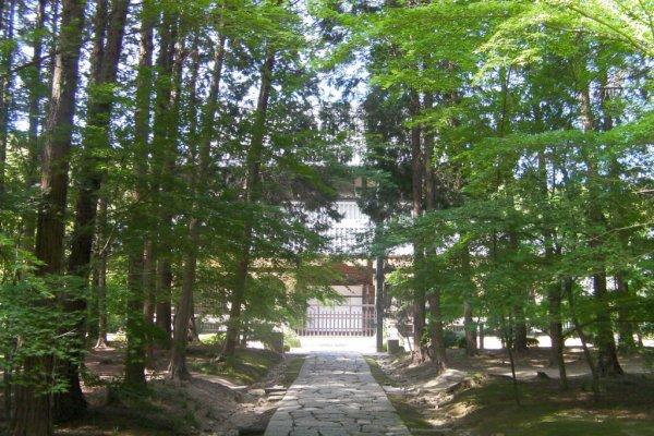 Sogenji Temple, Okayama City
