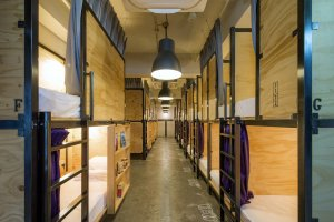 Men Dormitories