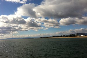 Shiroko harbor