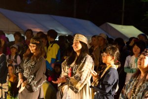 Traditional Ainu clothing