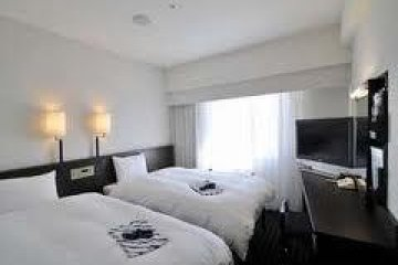 โรงแรม APA ที่นาฮะ โอกินาว่า