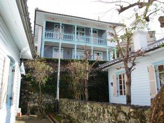 Higashiyamate was one of Nagasaki's former foreign settlements