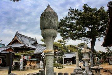 ศาลเจ้า Tsunashiki Tenmangu แห่ง Imabari