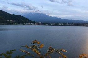 Lake Kawaguchi's Tominoko Hotel