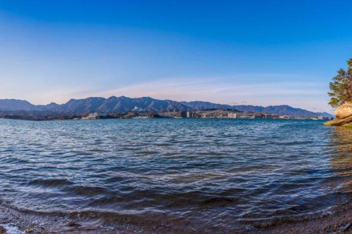 Miyajima Island, a different view