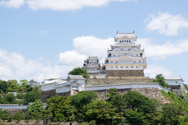 Himeji Castle.