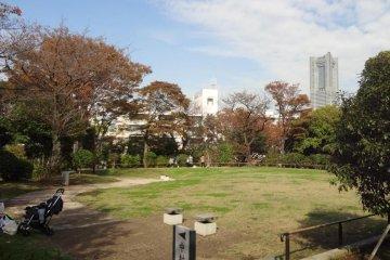 Yokohama's Nogeyama Park & Zoo