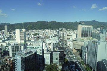 Kobe City Hall Observation Lobby