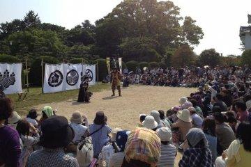 Omotenashi Bushotai Samurai