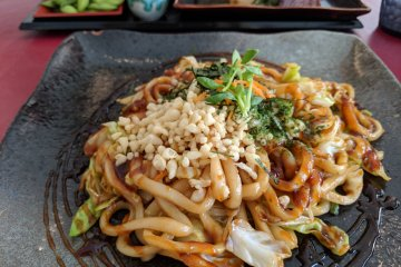 Vegan Hiroshima: Art Cafe Elk