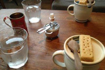 Scarab and Fukuya Coffee