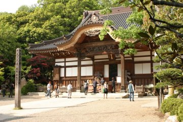 Jindaiji Temple, Chofu City