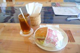 Enjoy a Delicious Trout Burger!