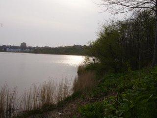 A walk around Lake Harutori in Kushiro