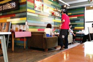 Tokyo's best burger is at Harajuku