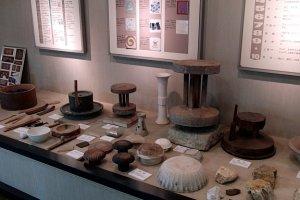 The excellent ceramics museum