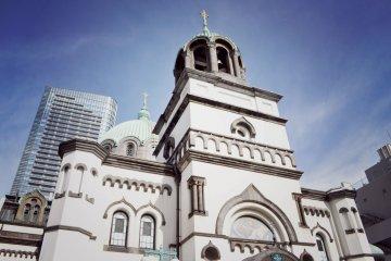 Nikolai-do Orthodox Cathedral