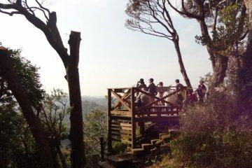 Kamakura's Tenen Hiking Trail