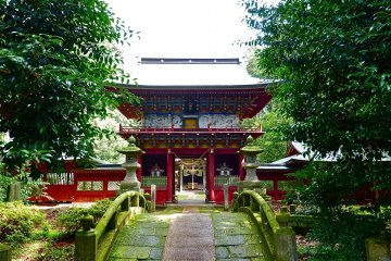Tochigi Nasu Jinja Shrine