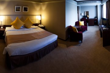 Khách sạn quốc tế Okayama
