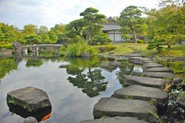 Le Jardin Koko-en à Himeji